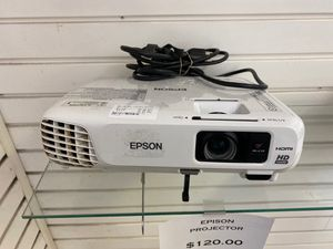 Epson Projector ask for Xochilth for Sale in Houston, TX