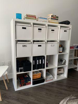 IKEA Kallax shelf unit for Sale in Washington, DC