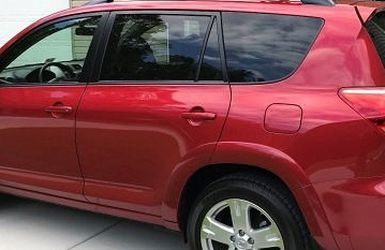RED2007 Toyota RAV4 Sport Engine 2.4L Air Conditioning for Sale in Happy Valley,  OR