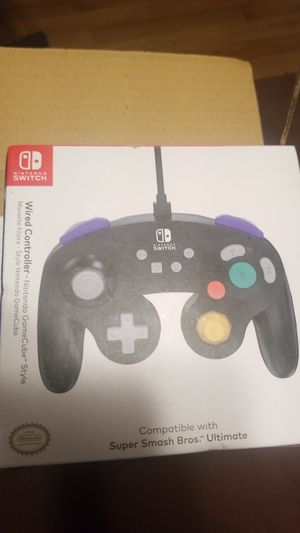Nintendo switch wired controller GameCube Style for Sale in Phoenix, AZ