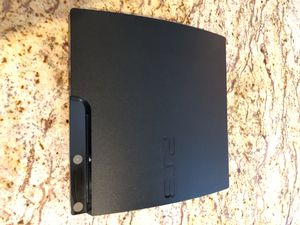 PS3, with 11 games and wireless controller for Sale in Gaithersburg, MD