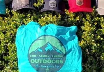 Christian Hats And Shirts!! for Sale in Soperton,  GA