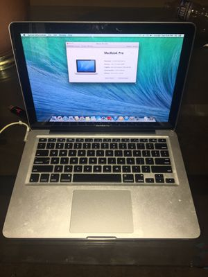 """MacBook Pro """"Core i5"""" 2.3 13"""" Early 2011 for Sale in Washington, DC"""