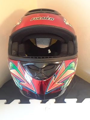 Fulmer Full-Face Motorcycle Helmet for Sale in Salt Lake City, UT