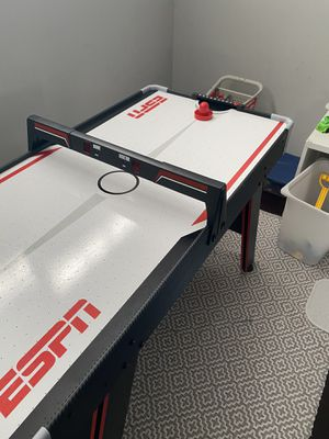 ESPN Air hockey table like new for Sale in Covina, CA