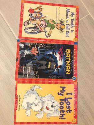 3 Scholastic books for Sale in Lake Worth, FL