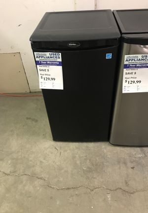 Back Danby mini fridge brand new! for Sale in Denver, CO
