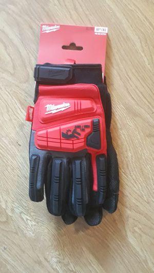 Milwaukee XL gloves for Sale in Modesto, CA