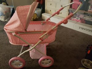 Baby doll stroller /bassinet for Sale in Las Vegas, NV