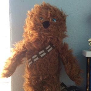 Cute Chewbacca Plushy for Sale in Chino Hills, CA