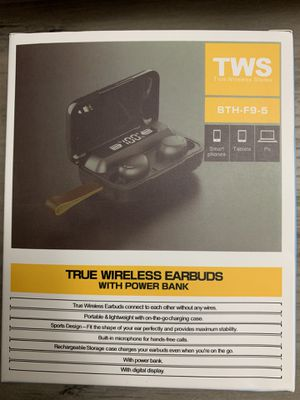 Wireless earbuds new for Sale in North Miami Beach, FL