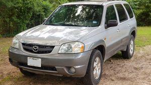 2002 Mazda Tribute 2WD 3.0L FI DOHC 6cyl for Sale in Sulphur Springs, TX