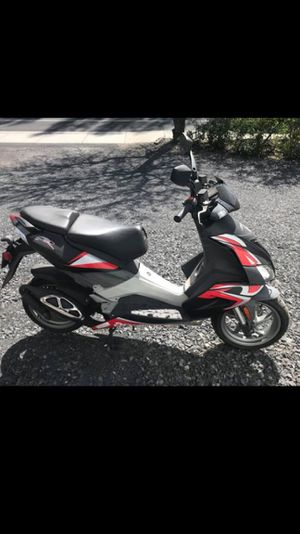 2009 Aprilia SR Scooter only (88) Miles for Sale in Wenatchee, WA