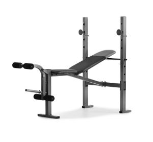 Weider XR 6.1 Multi-Position Weight Bench with Leg Developer and Exercise Chart incline decline for Sale in Queens, NY