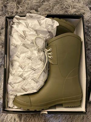 Women's Rain Boots size 9 NEW for Sale in Pembroke Pines, FL