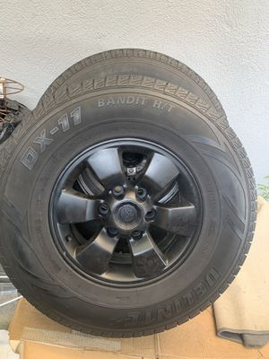 Toyota 4Runner Tires for Sale in Monrovia, CA