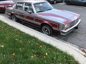 1980 cutlass for Sale in Chicago, IL