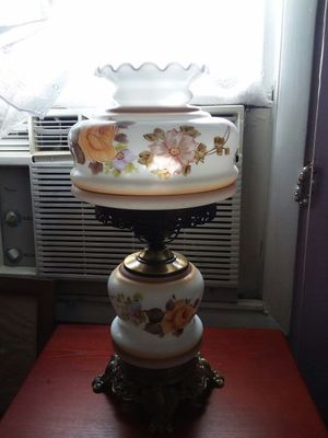 Beautiful antique lamp from 1967 for Sale in Hyde Park, MA