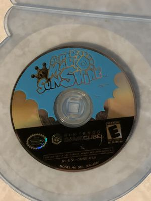 Super Mario Sunshine Nintendo GameCube Disc Only Authentic Tested for Sale in Euclid, OH