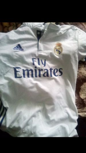 Authentic Real Madrid Jersey for Sale in Huntington Park, CA