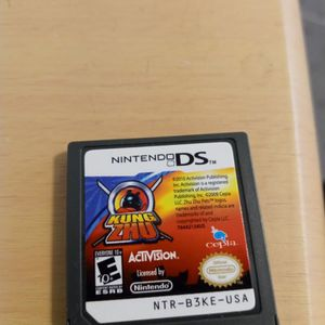 Nintendo ds Kung Zhu for Sale in New York, NY