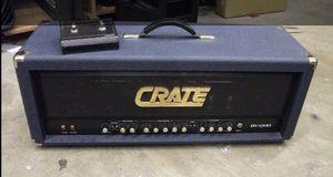 Crate 120W blue voodoo head for Sale in Missoula, MT