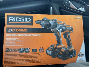 Rigid Octane Combo Kit R9500 for Sale in Naperville, IL