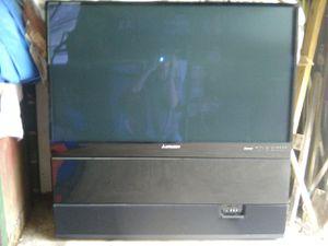 Mitsubishi 55 inch TV. for Sale in Charleston, WV