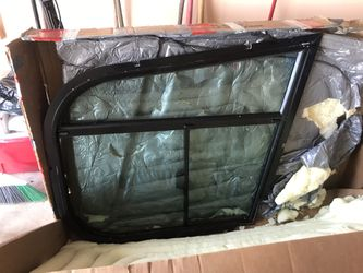 Case Machine Window Left Side for Sale in Lockport,  IL