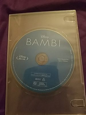 Bambi blue ray for Sale in Imperial Beach, CA