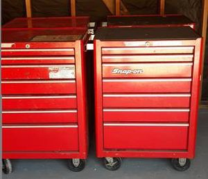 Vintage Snap on Tool box Bottom chest w/drawers for Sale in Washington, DC