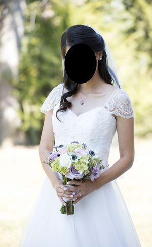 Wedding Dress size 4 for Sale in Alexandria, VA