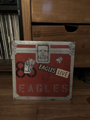 The Eagles Live Vinyl for Sale in Seattle, WA