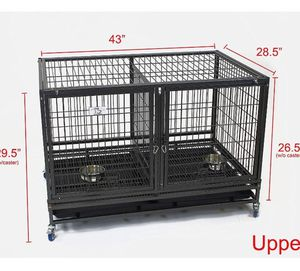 New Heavy Duty Dog Crate Kennel for Sale in Chula Vista, CA