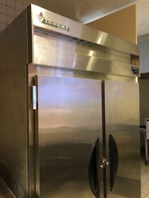 Victory VF-1 Commercial refrigerator/ Freezer for Sale in Chicago, IL