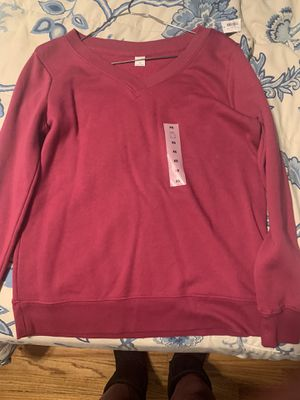 Old navy xsmall vneck sweatshirt for Sale in Hicksville, NY