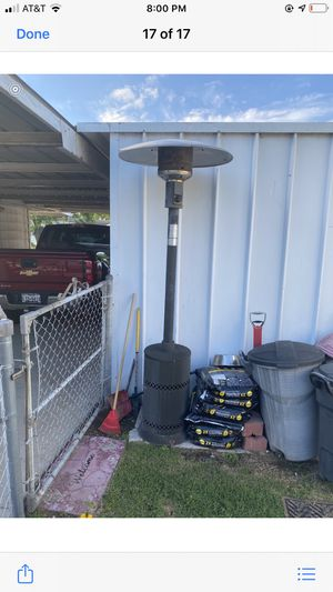 Outdoor heater for Sale in Grand Prairie, TX