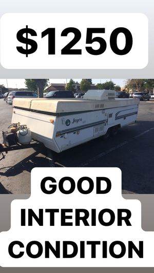 Jayco Dual Axle Pop Up Camper for Sale in Huntington Beach, CA