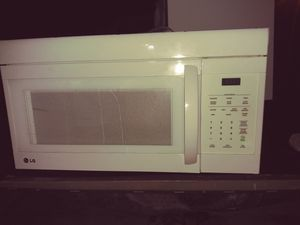 LG microwave for Sale in New Port Richey, FL