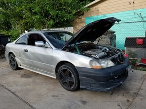 2001 Acura CL partes o complete parts or complete for Sale in Houston, TX