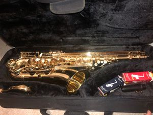 Allora Vienna series cheap professional model tenor saxophone for Sale in Broadway, NC