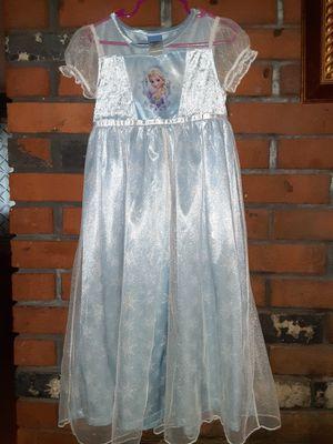 elsa dress size small/petite for Sale in Virginia Beach, VA
