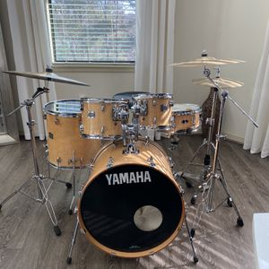 Yamaha Drum Set With Cymbals And Hardware for Sale in Atlanta, GA