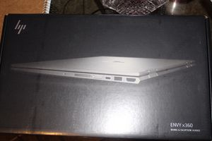 """HP ENVY x360 15"""" Touch screen Unused for Sale in Livonia, MI"""