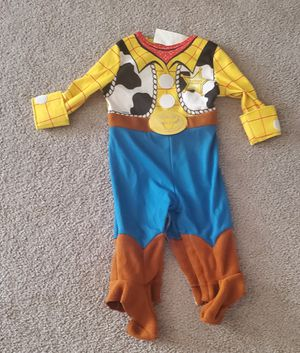 Tolstoy 4 Woody Costume 6-12 months for Sale in Cornelius, OR