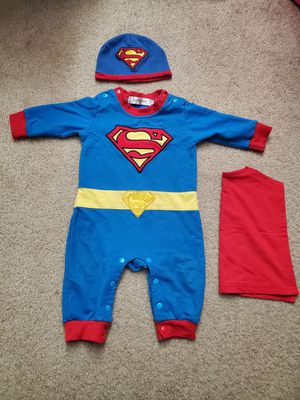 Superman halloween costume for Sale in Manchester, CT
