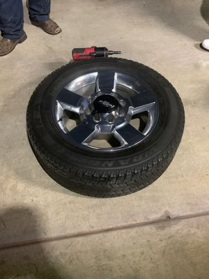 CHEVY 8 lug Rims for Sale in National City, CA