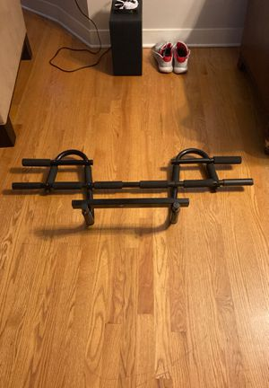 Portneer Pull Up Bar (from Amazon) for Sale in Chicago, IL