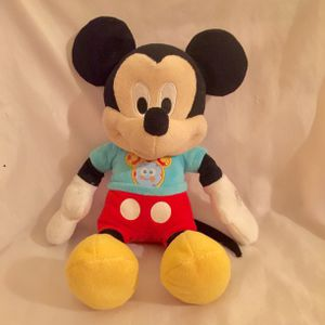 """2"""" Mickey Mouse Talking Doll Plush EUC (working batteries included) $10 for Sale in Mesa, AZ"""