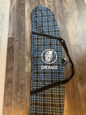 Brand new GRENADE Snowboard bag! for Sale in Puyallup, WA